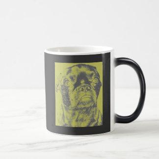 Attitude Puggle Face Magic Mug
