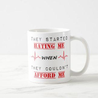 Attitude Quote Classic Mug