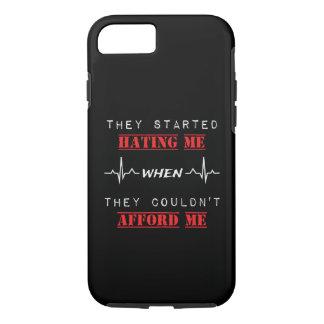 Attitude Quote  On Case-Mate Tough iPhone 7 Case