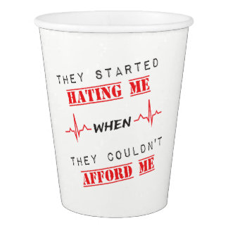 Attitude Quote On Cup