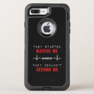 Attitude Quote on OtterBox Apple iPhone 7 PlusCase