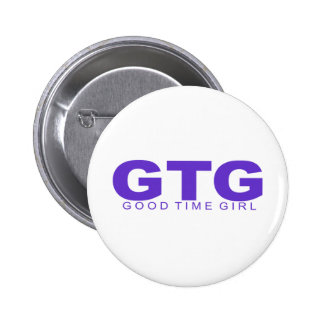"Attitudes - ""Good Time Girl"" Pins"