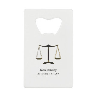 Attorney at Law   Classic Scales of Justice