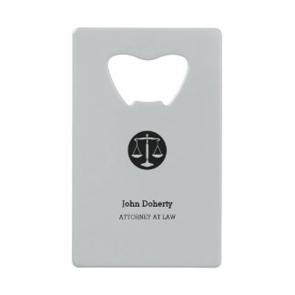 Attorney at Law | Classic Scales of Justice