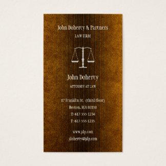 Attorney at Law - Elegant