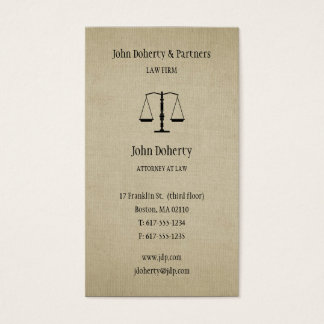 Attorney at Law | Lawyer
