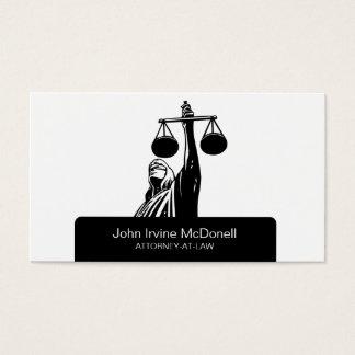 Attorney-at-Law / Lawyer Elegant Professional