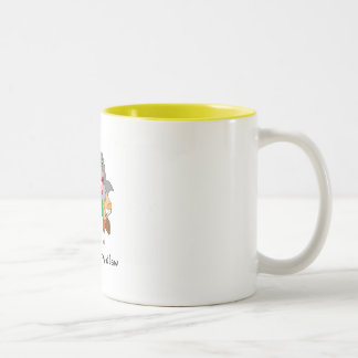 Attorney at law Two-Tone mug
