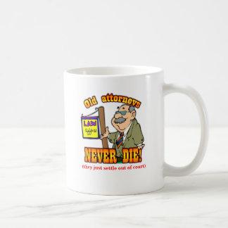 Attorney Basic White Mug