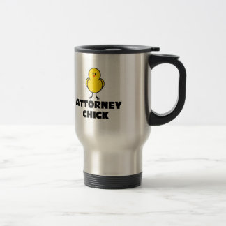 Attorney Chick Mugs