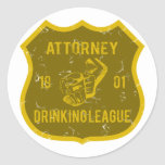 Attorney Drinking League