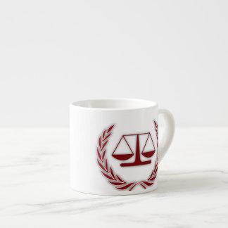 Attorney Espresso Mug 6 Oz Ceramic Espresso Cup