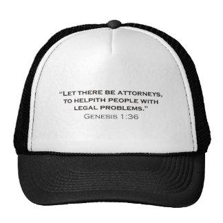 Attorney / Genesis Trucker Hat