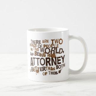 Attorney Gift Coffee Mugs