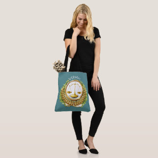 Attorney / Law - All over Tote
