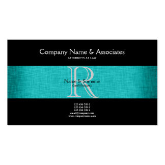 Attorney Lawyer Business Card Template