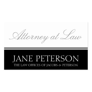 Attorney Lawyer Legal Counselor Law Firm Office Business Card Template