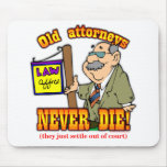 Attorney Mouse Mat