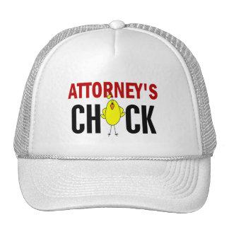 Attorney's Chick Mesh Hat