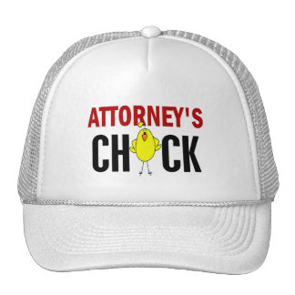 Attorney's Chick Hat