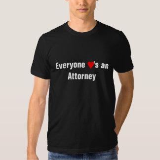 Attorney T Shirts