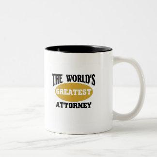 Attorney Two-Tone Mug