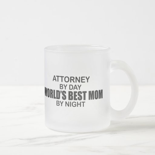 Attorney - World's Best Mom Coffee Mug