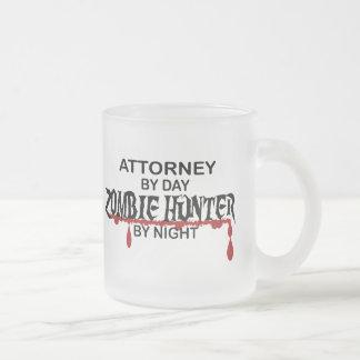 Attorney Zombie Hunter Mugs