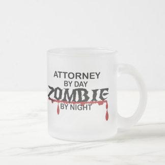 Attorney Zombie Mugs