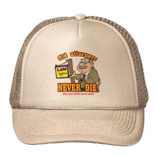 Attorneys Mesh Hat