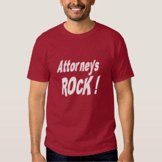Attorneys Rock! T-shirt