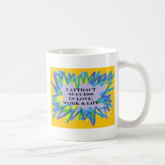attract-success.jpg coffee mug