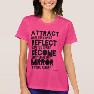  ATTRACT Women's Sport Shirt
