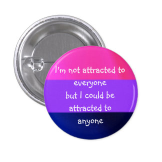 Attracted to Anyone Badge