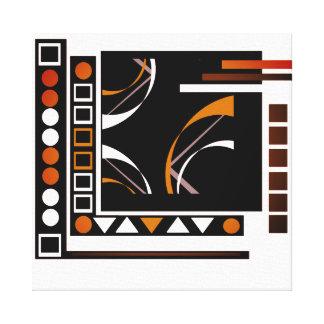 Attractive Design Canvas Print