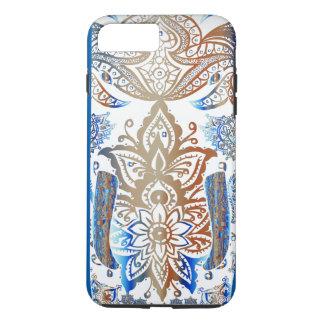 Attractive Elephant Face iPhone 8 Plus/7 Plus Case