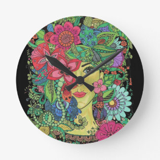 Attractive Gifts Round Clock
