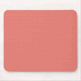 Attractive light orange net on rough pink surface mousepad