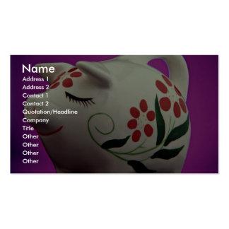Attractive Piggy bank Business Card