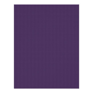 Attractive tiny purple leafy plant on retro light personalized flyer