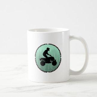 ATV DREAM LAND COFFEE MUG