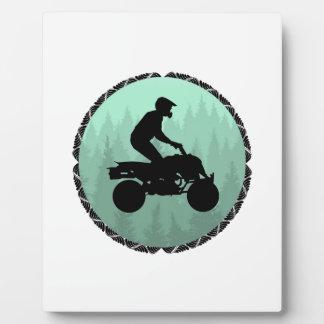 ATV DREAM LAND PLAQUE