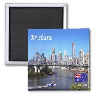 AU - Australia - Brisbane Square Magnet