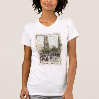 Au Bon Marche 4 Tshirts