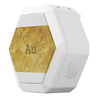 Au_Gold White speaker