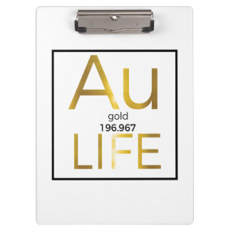 Au Life Clipboard