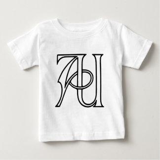 AU Monogram Baby T-Shirt