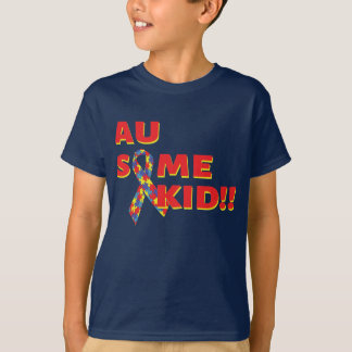Au Some Kid T-Shirt