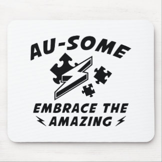 AU-SOME MOUSE PAD