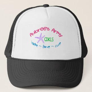 Aubree's Army CDKL5 Hat